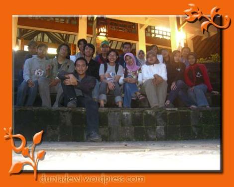 Foto keluarga Di Boko