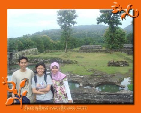 At Princess palace