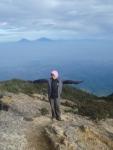 Background Merapi Merbabu
