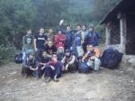 Pos 3, dengan rombongan pendaki dari Jakrta