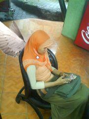 Am I angel?